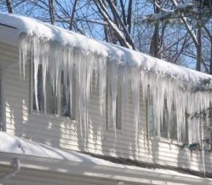 checklist for roof ice removal